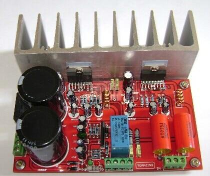 AC20V 28V TDA7294 85W +85W 2.0 channel audio power amplifier board (without heat sink)