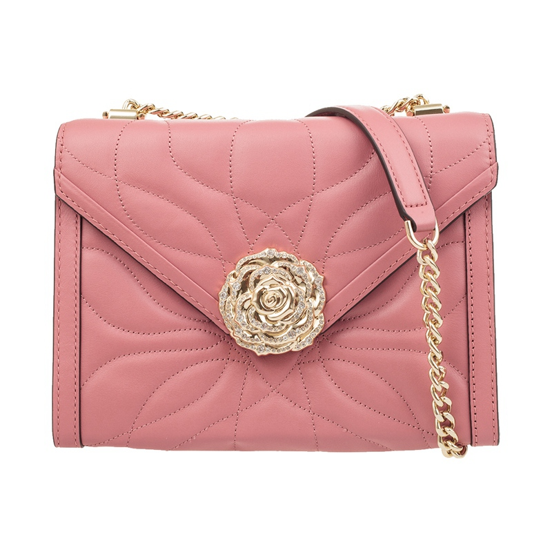 Michael Kors MK Whitney Large Petal Quilted Leather Convertible Shoulder Bag  30H8TWHL3Y/30H8GWHL7Y-in Shoulder Bags from Luggage & Bags on  Aliexpress.com ...