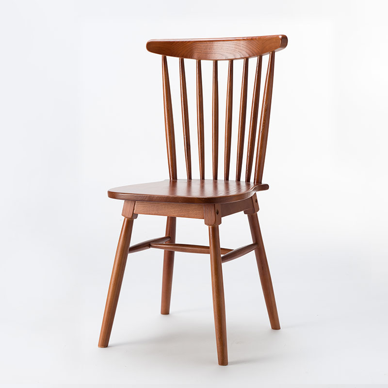 Modern Design Dining Chairs Solid Wood Room Furniture Quality Wooden Armchairs Windsor Chair