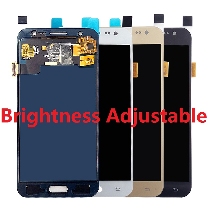 For Samsung Galaxy J5 2015 J500 <font><b>J500F</b></font> J500FN J500M J500H J500H/DS J500M/DS Display Screen <font><b>LCD</b></font> Touch Digitizer Sensor Assembly image