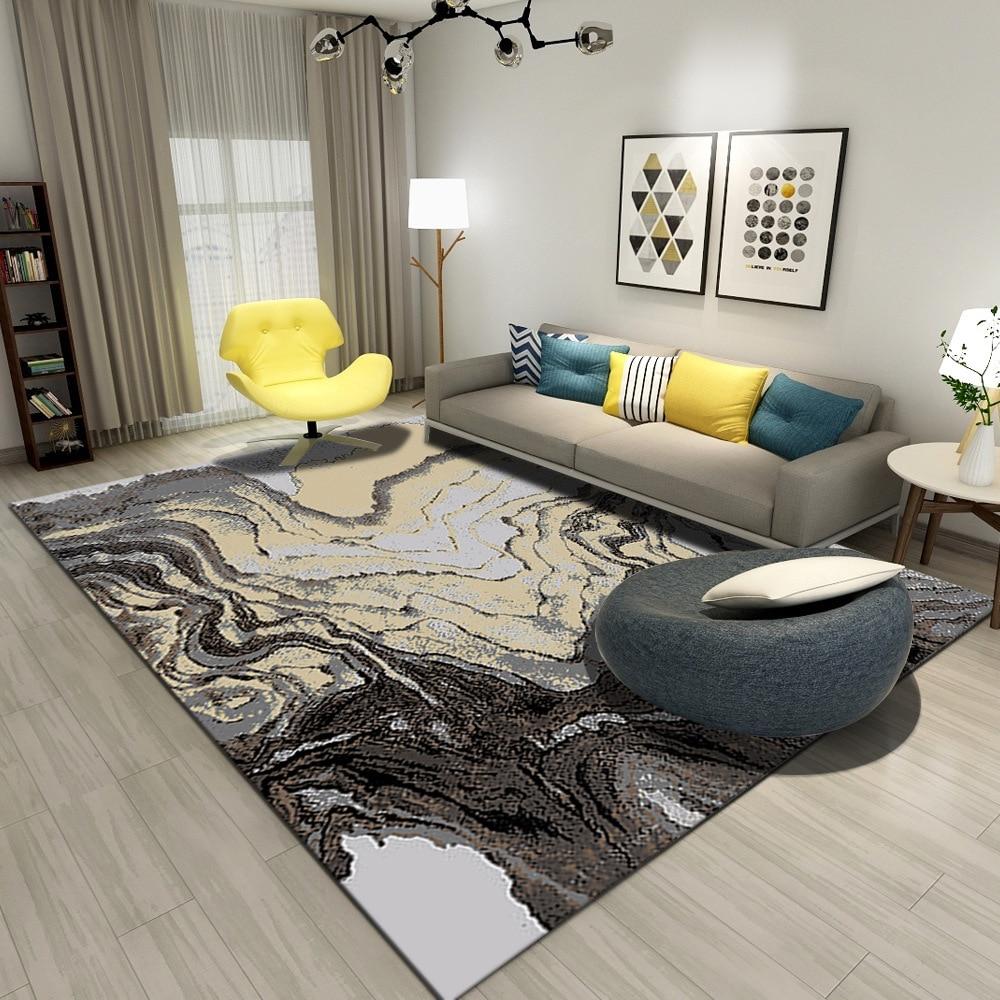 30 Kinds Modern Quicksand Printed Carpet For Kids Bedroom