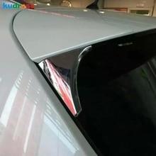 Для Nissan Qashqai 2014 2015 2016 автомобиль покрытие Стайлинг ABS аксессуары сзади хвост окно лобовое стекло сторона треугольника отделкой