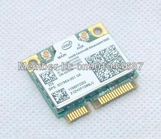 US $10 9 |62205ANHMW 60Y3253 for Lenovo Thinkpad X220 X220i T420 T520s t520  t520i w520 x100e x120e L420 L421 WIRELESS Card INTEL 6205 PCIE-in Network