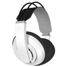 2016 Nuevos Auriculares Superlux HD681EVO Dinámico semiabierto Monitoreo de Audio Profesional Auriculares Auriculares Cable de Audio Desmontable
