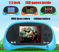 CoolBaby RS-8 2.5 inch LCD 260 8bit NES Games Inside Li-On Battery Portable Handheld Video Game Player Console Kids Toys Gift