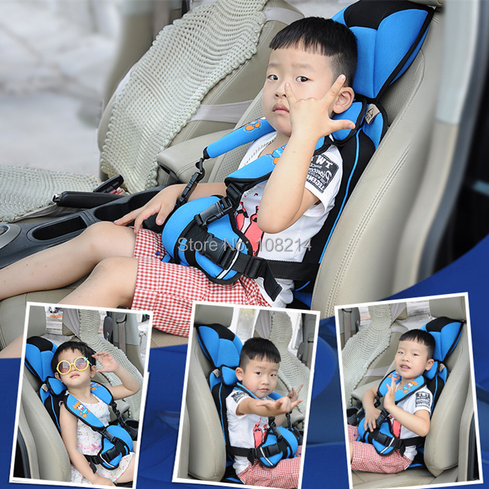 High Quality Space Cotton Baby Car Safety Booster Seat
