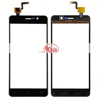 1pcs 100 Tested For Cubot Z100 P12 Black White Touch Screen Digitizer For Cubot Z100 P12