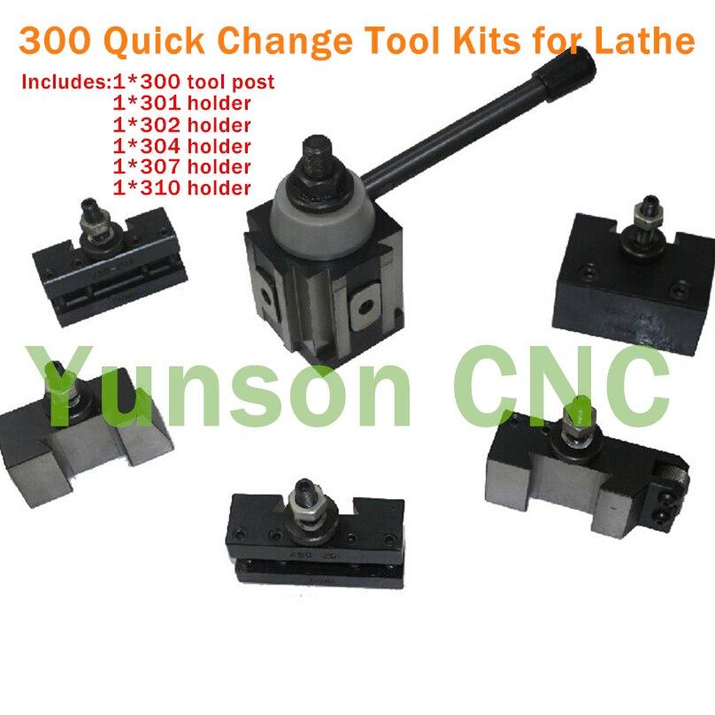 250 300 Piston type 13 18 Quick Change Tool QCT kits include 1pcs 300 Piston type