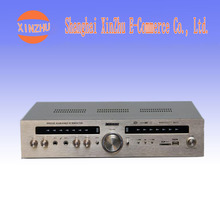 HiFIi AV17 fever home theater power amplifier 200W can be inserted U disk memory card