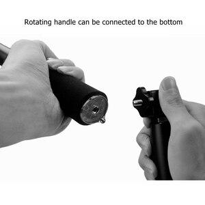 Image 5 - Новая портативная невидимая селфи палка 2 м/3 м ручка вращающаяся палка для Insta360 ONE R X GoPro Hero 9 8 7 6 Аксессуар