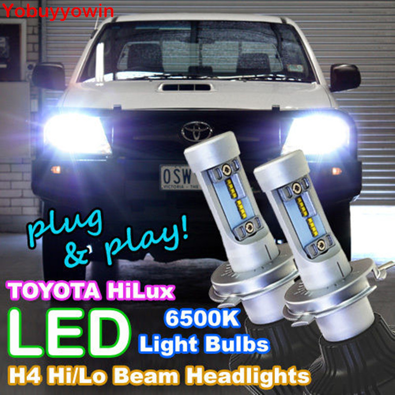 2Pcs G7 LUXEON ZES LED 160W/Pair 16000LM H4 9003 HB2 Headlights Kit High/Low Beam Bulbs Canbus Error Free For Car LED headlight pair error free canbus high power xenon white h7 for cree chips led kit for bmw e46 3 high beam daytime running lights