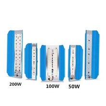 Светодиодный COB 12 В 220 В 110 В LODINE вольфрамовый 50 Вт 100 Вт 200 Вт 6500 к светодиодный светильник Точечный светильник Refletor светодиодный наружный светильник ing Gargen лампа