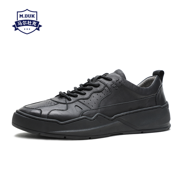 Real leather British retro mens Korean casual shoes all-match cowhide spring autumn summer breathable sneaker Leisure shoes menReal leather British retro mens Korean casual shoes all-match cowhide spring autumn summer breathable sneaker Leisure shoes men