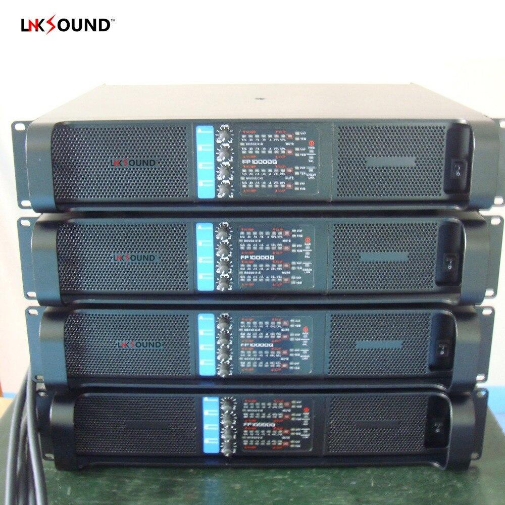 lnksound 4 channel amplifier fp10000q gruppen line array amplifier professional 4 2500w lab. Black Bedroom Furniture Sets. Home Design Ideas
