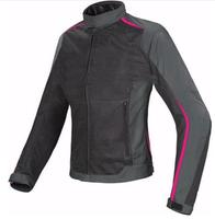 For Women Dain Hydra Flux D dry Motorcycle Jacket Summer Mesh Racing Clothing Motorbike Knight Riding Female Jacket