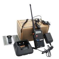 baofeng uv 2pcs מקורי Baofeng UV-5RT ווקי Talke לציד UV 5RT עוצמה גבוהה משדר מתקדם חובב Dual Band רדיו תחנת (5)