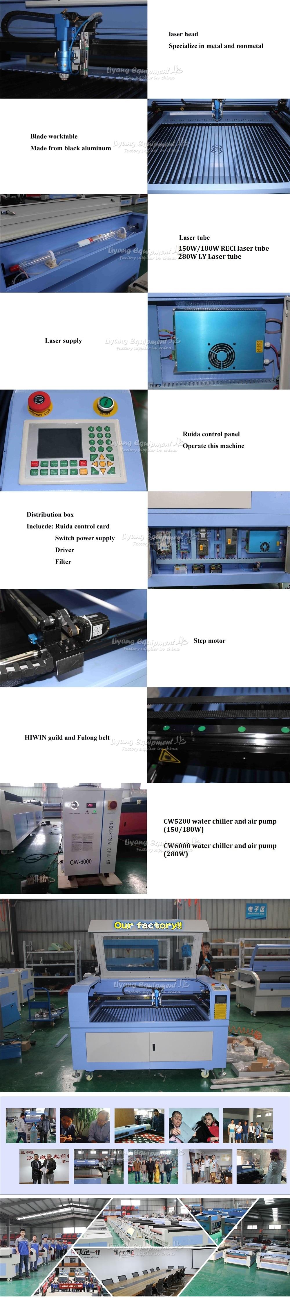 LASER 1390 PRO Metal cutting (15)