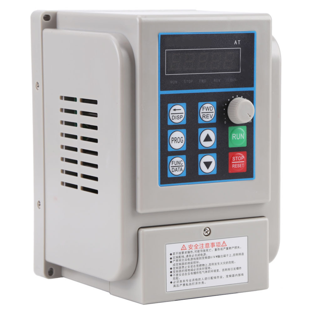 220vac Inverter Variable Frequency Drive Vfd Speed