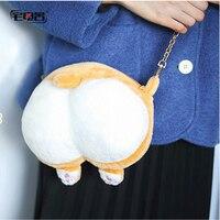 ZHAIDIANSHE Cute Corgi S Buttocks Messenger Bag Lovely Gift