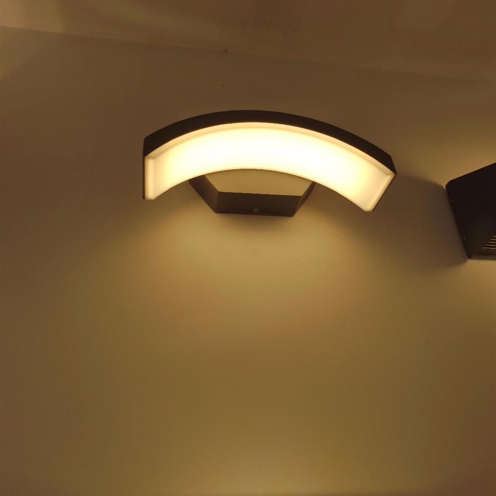 Waterproof Modern Led Wall Lamps