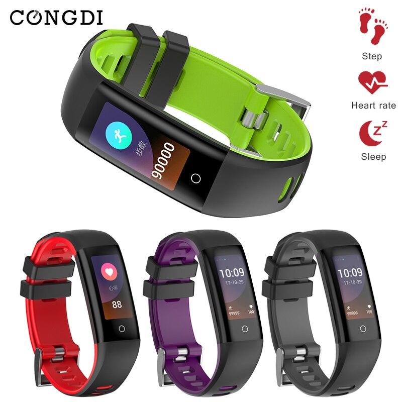 3 Style modèle Inteligente Activité Intelligente fitness tracker pour Android IOS R16S Intelligente bracelet Podomètre bracelet pk mi bande 2