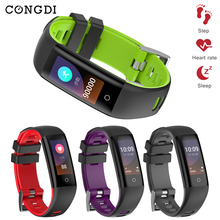 цены 3 Style model Inteligente Smart Activity fitness tracker for Android IOS R16S Smart Wristband Pedometer bracelet pk mi band 2