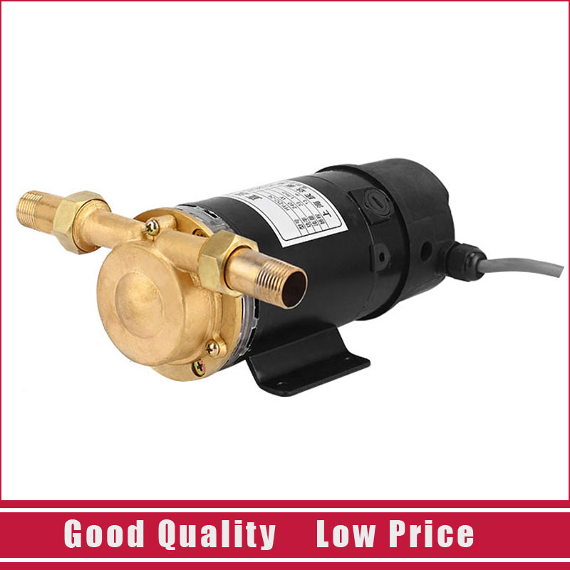 24V Electric Booster Water Pump 90W High Pressure Circulation Water Pump 90w mini household booster water circulation pressure pump for shower heating 3 years warranty