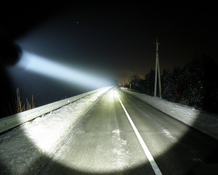 High Quality led flashlight 18650