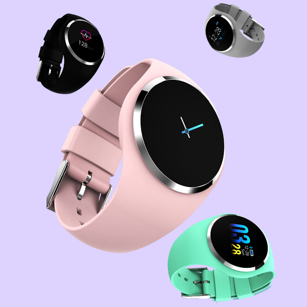 Fitness Smart Watch Women Running Heart Rate Monitor Blood Pressure Bluetooth Pedometer Touch Intelligent Sports Watch For Woman fitness traker elegant ladies smart watch women men bluetooth pedometer heart rate monitor sports intelligent watch for running