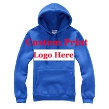 Gedruckt Logo Auf die Leere Hoodies Kundenspezifischen Hoodie Logos siebdruck kundenspezifische Druck Erstellen männer sweatshirts benutzerdefinierte PUllover HY