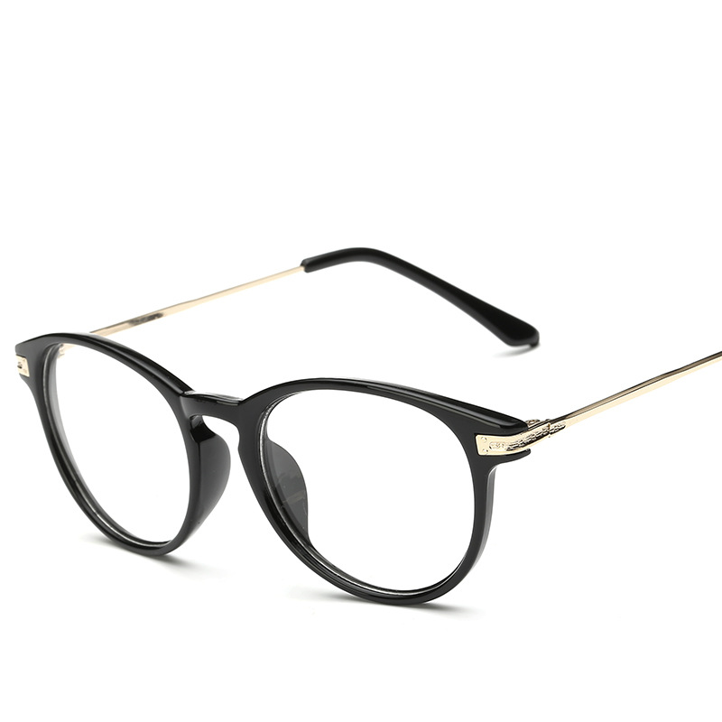 Finished myopia glasses Men Women reading Eyeglasses myopia frame Lens prescription optical astigmatism diopters -50 to -600