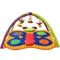 Новый Китайский Стиль Детские Игрушки Ребенка Играть Мат Tapete Infantil Красочные Бабочки Ползать Игра-Головоломка Мат Speelmat-BYC157 PT49