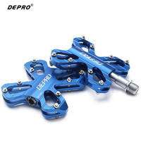 Wholesale Price 1 Pair Aluminum Alloy Bicycle Pedals Road Mountain BMX Mountain Professional Slip Resistant Bike