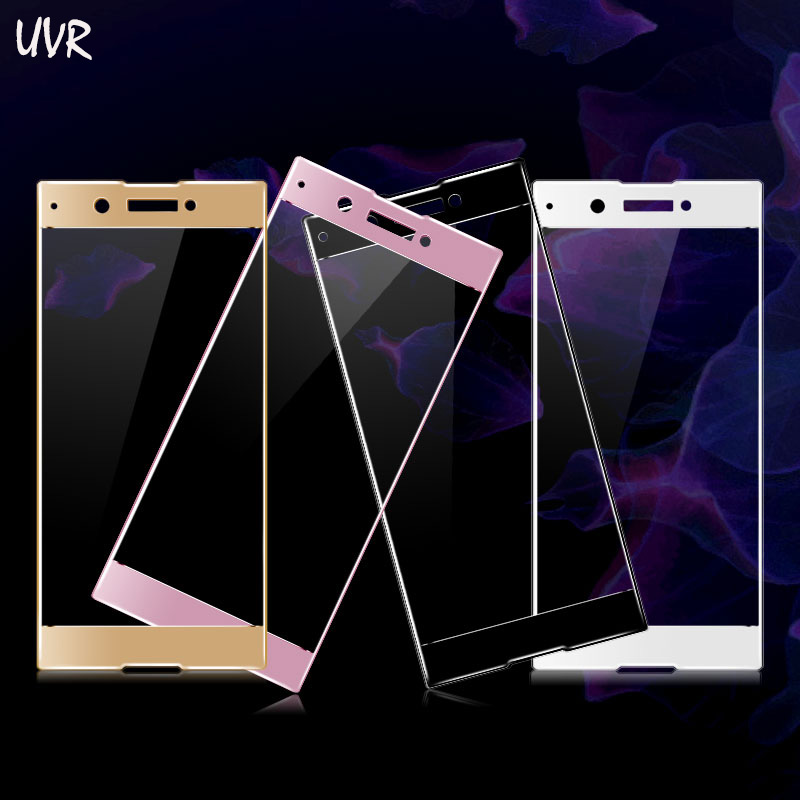 2.5D Full Cover Tempered Glass For Sony Xperial XA1 XA 1 Ultra Screen Protector For Sony Xperia XA1 XA One Ultra Dual G3112 Film