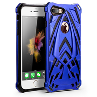 New Stylish Hot Selling for IPhone 7 Anti Knock Dirt Proof Strong PC and TPU Business Phone Case