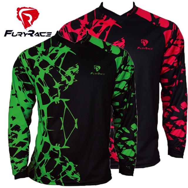 9727ece26 2019 Long Sleeve Men   Women Cycling Jersey MTB MX AM Motocross Bicycle  Shirt Downhill Clothing DH T-shirt Mountain Bike Clothes