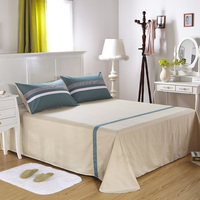 Cross Stripes Style 100%cotton Bedding Sets Bedding Sets