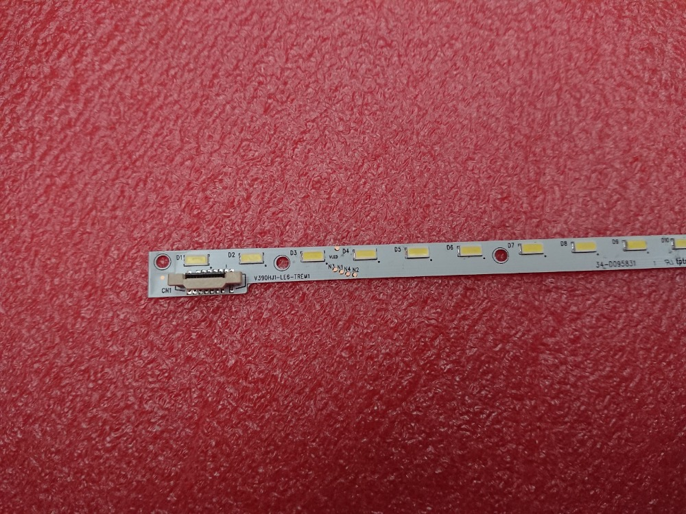 New 48LED 490mm LED Backlight Strip For 39inch V390HJ1-LE6-TREM1 V390HJ1-LE6-TREW1 C420E06E01A L390H101EA-C002