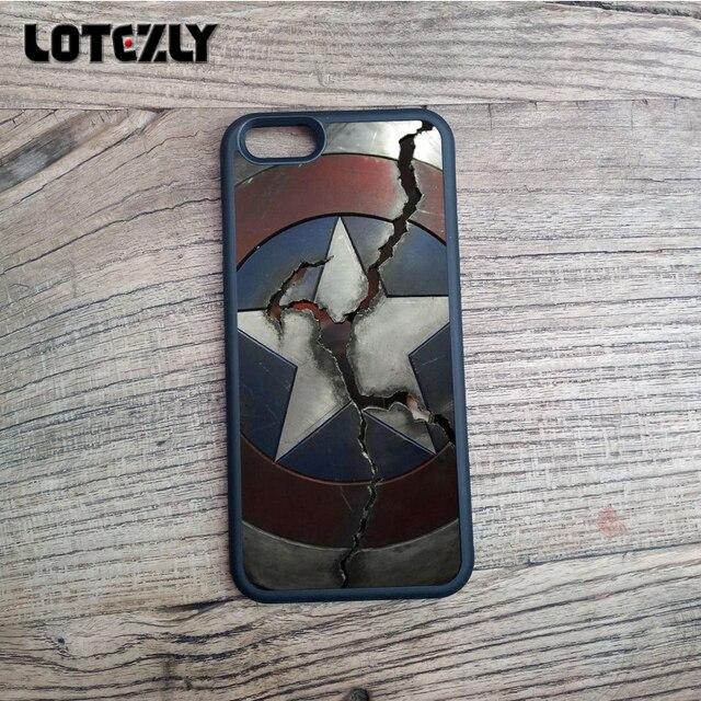 coque captain america iphone 7