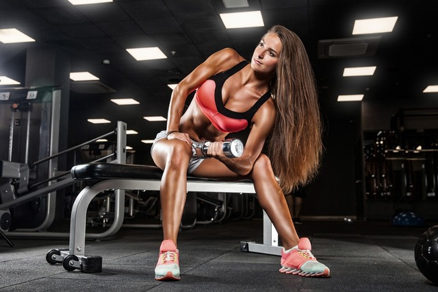 Fille Fitness Photo bodybuilding workout girl fitness sports sh64 living room home