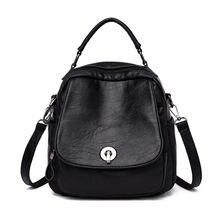 Маленькая мини школьная сумка женские рюкзаки сумки на плечо