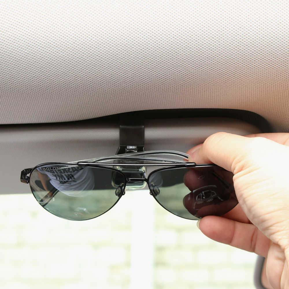 سيارة قناع نظارات نظارات شمسية تذكرة حامل قصاصة لرينو يمكن كليب سوزوكي فيتارا تويوتا rav4 هيونداي ix35 أودي a6 اكسسوارات