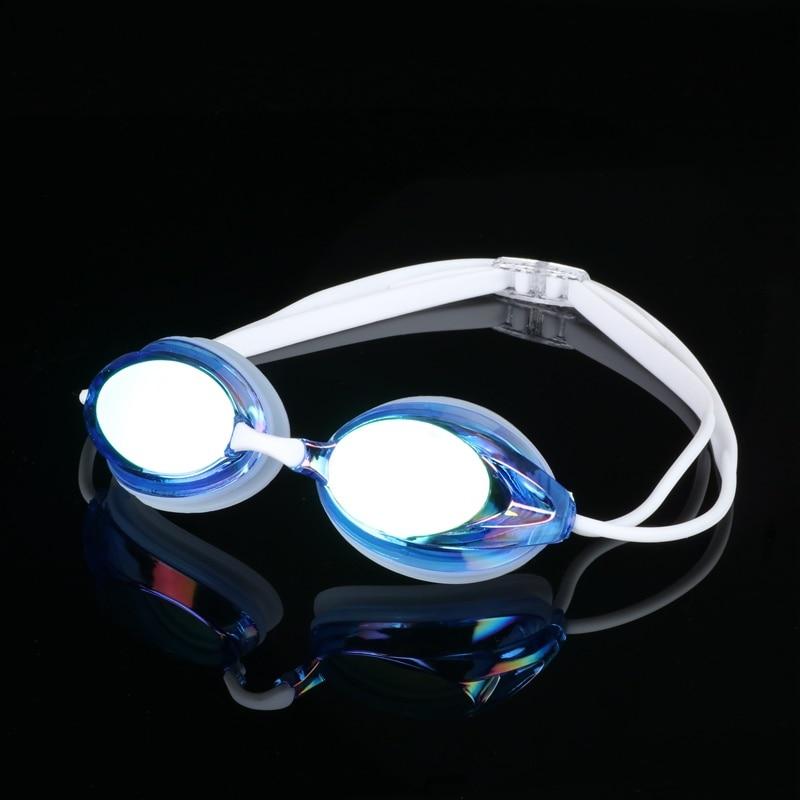 unisex HD plating swim goggles waterproof and anti-fog environmental silica gel Anti-scratch lens Comfort swimming glasses