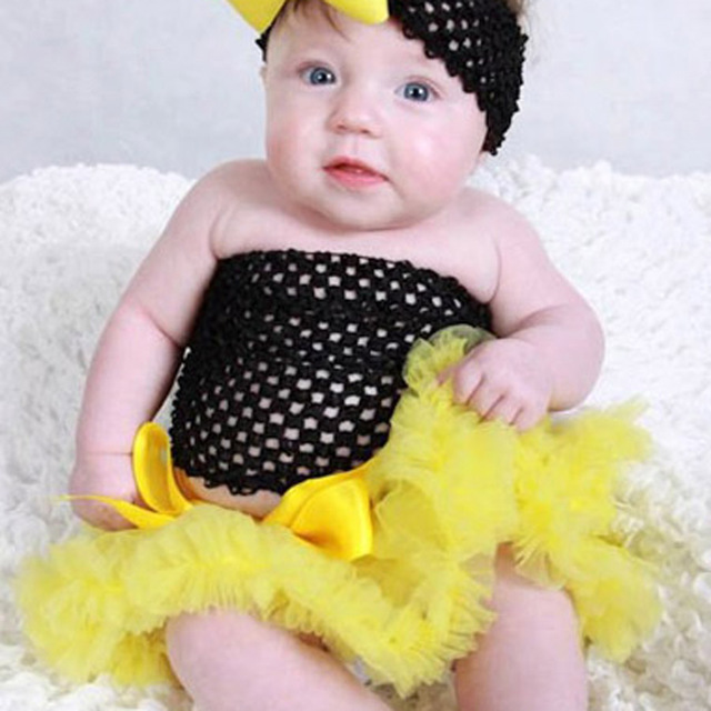 Wholesale babies tutu skirt infant baby pettiskirts newborn soft tulle skirt  baby shower wear