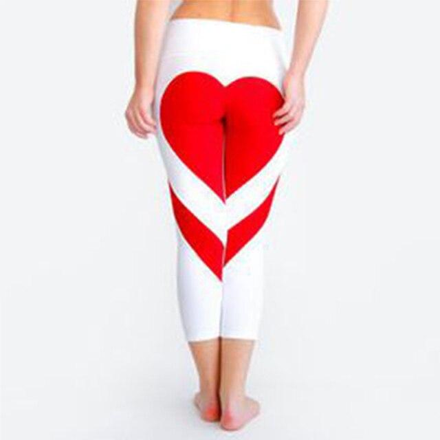 New Ass Love Stitching Leggings Put Hip Elastic Waist Leggins High Waist Stitching Large Size Pants
