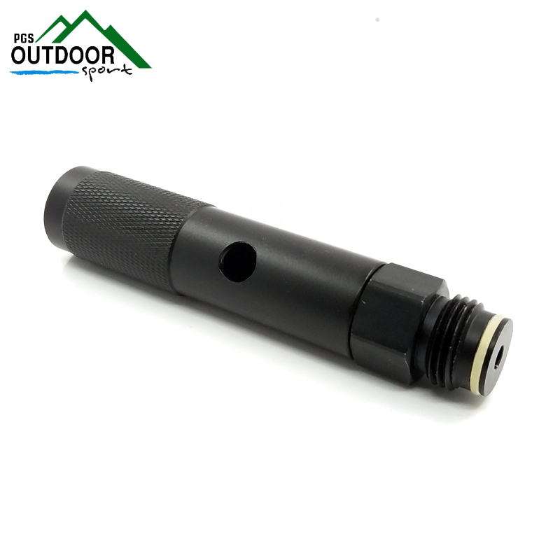 Paintball Quick Change 12 Gram 12g Co2 Cartridge Cylinder Adapter