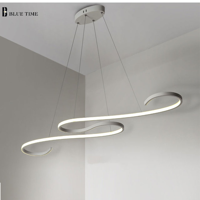 Modern pendant light led pendant lamp acrylic hanging lamps lighting modern pendant light led pendant lamp acrylic hanging lamps lighting for kitchen living room home illumination aloadofball Choice Image