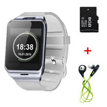 Aplus GV18 Smart Watch Phone Bluetooth Smartwatch Phone support NFC 1 3MP Camera Call SMS for