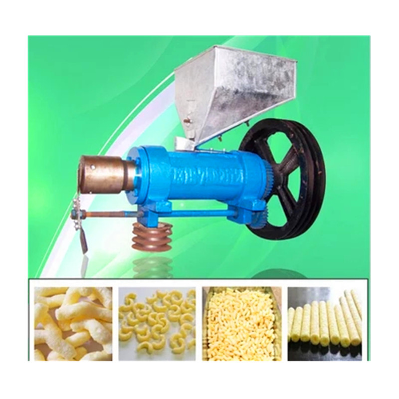 Puff Snack Machine mini corn puffing machine puffed rice snacks extruder ZF коляска 2 в 1 riko fox 02 серый желтый