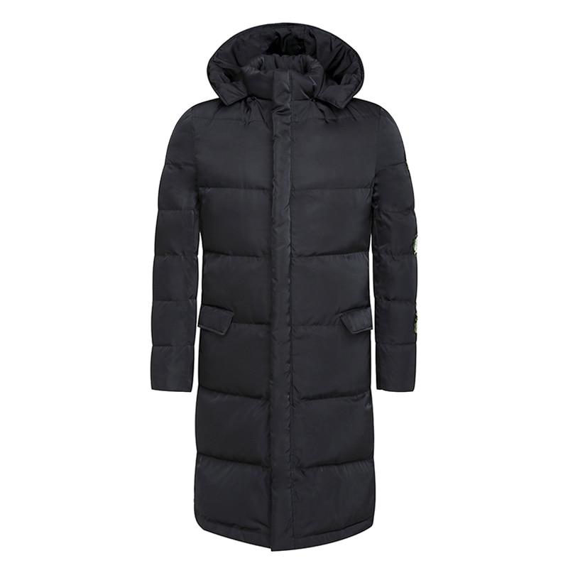 ФОТО 2016 Men Winter Cotton Hooded Veste Homme Jackets Jaqueta Masculina Men's Casual Fashion Slim Fit Overcoats Jackets Outwear Coat